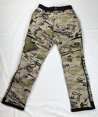 Under Armour Men's Stealth Extreme Ridge Reaper Barren Camo Pants Stealth Camo Pant