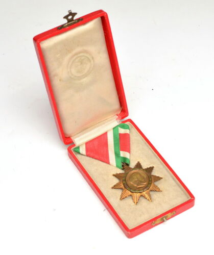 Hungary - Order of Freedom 1946 bronze, case