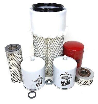 Cfkit Filter Kit Forcase 580b Wl 4 3.1l 3081cc Engine