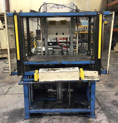 Trim Press 80 Gal Hydraulic Power Unit 48x22x27.5 15hp 563taw