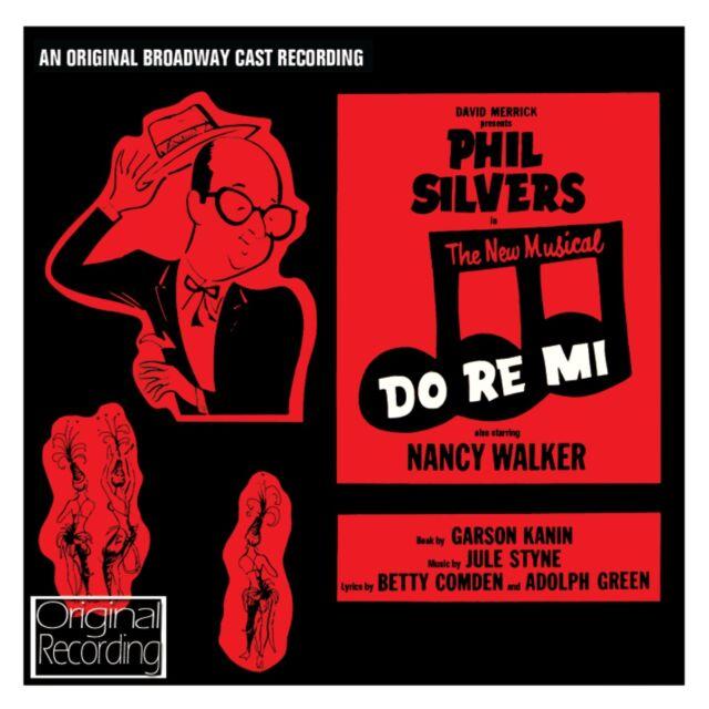 Original Broadway Cast - Do Re Mi CD