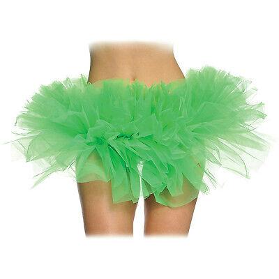 Short Green Tulle Tutu for Women (Green Tutu For Women)