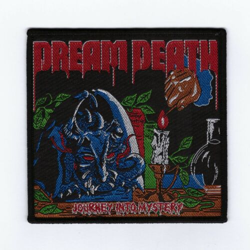 """Dream Death """"Journey Into Mystery"""" Patch celtic frost-hellhammer-winter-obituary"""