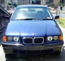 BMW 318i Manual 1997 @ Braybrook Braybrook Maribyrnong Area Preview