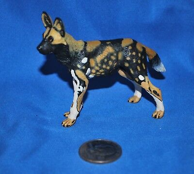 (Safari Ltd African Wild Dog in  Very Good Used Condition)