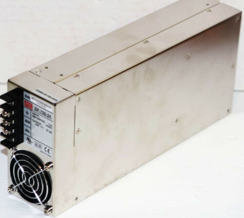 Mean Well 24V 750W 31.3A DC Switching Power Supply Enclosed SP-750-24 MW