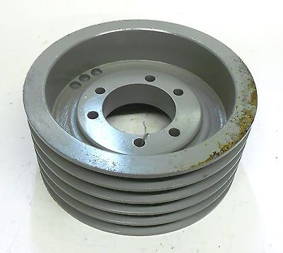 5 Groove Pulley Sheave 865bsf 9 Od Use With A Or B Belts