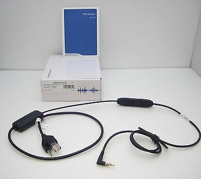 Plantronics Api-28 Ehs Kabel Herstellen einer Verbindung Savi Kabellos Headset (Ehs-kabel)