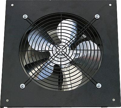 axial Ventilator , Wandventilator , Abluft , Zuluft , Lüftung 200 m³/h , 150 mm