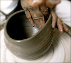 25 Kilo  General purpose Pottery Kiln Clay