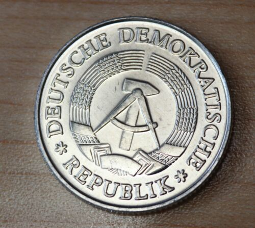 1980 A Germany - Democratic Republic 2 Mark KM# 48