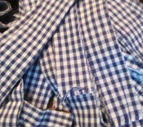 Rag Rug Yarn Precut Fabric Strips Toothbrush Amish Knot Braided Crochet 20+ yds