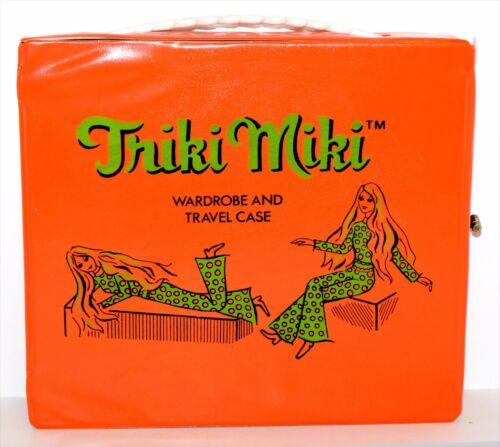 For Topper Dawn, Pippa, Tris, Rock Flowers,... Triki Miki Clone Doll Case! Lot 3