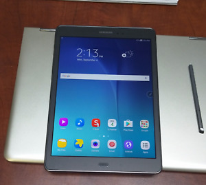 Samsung Tab A 10.1 tablet with S pen and 32GB memory! Expandable