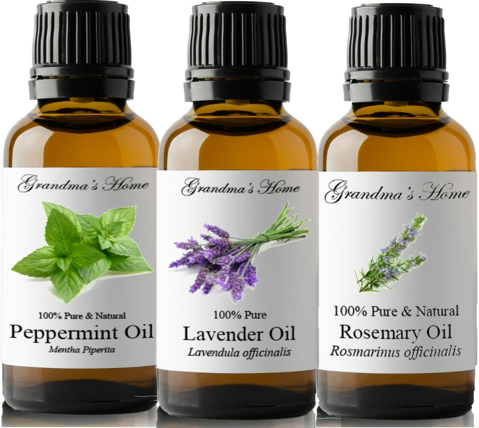 Essential Oils Therapeutic grade 100 Pure Natural 5 mL up to 2 oz Sizes