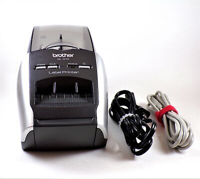 Brother Ql-570 Professional Thermal Label Printer With Labels Cables
