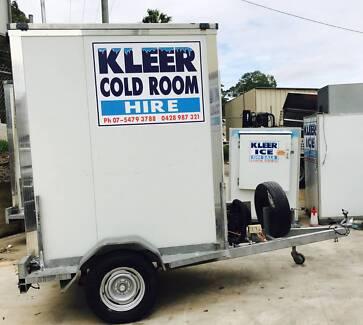 Kleer Cold & Freezer Room Hire
