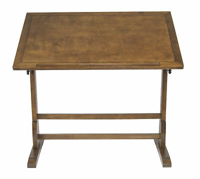 Studio Designs Vintage Drafting Table 42 Rustic Oak