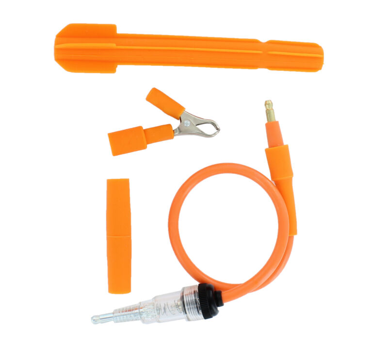 S&G Tool Aid 23970 Spark Tester Inline Spark Plug Checker Kit for Recessed Plugs