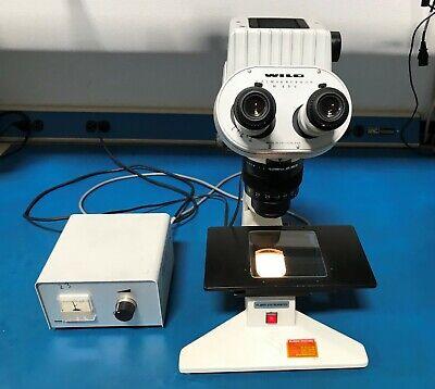 Wild Epimakroskop M450 Binocular Microscope Wsenprex Base