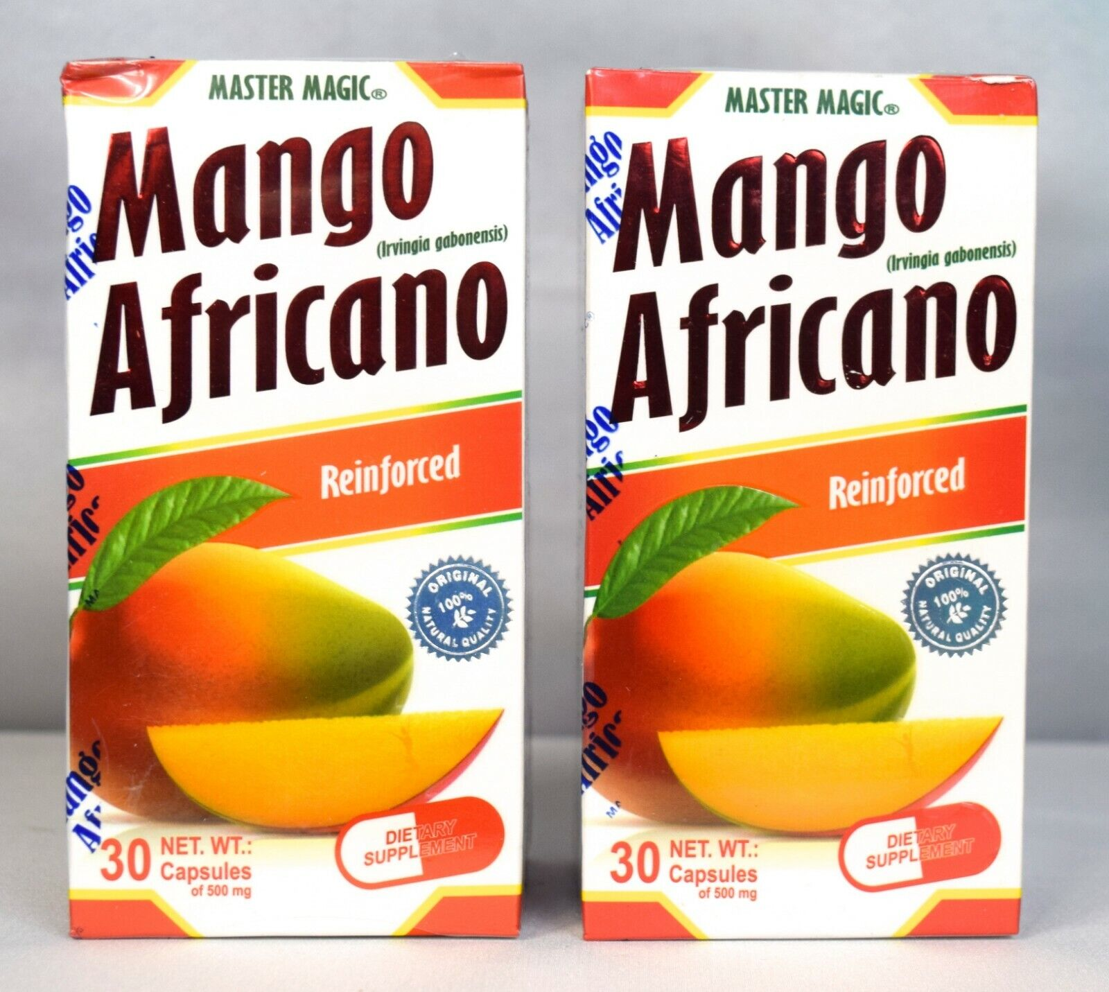 Mango Africano Master Magic Reinforce Weight Loss/60 Capsules