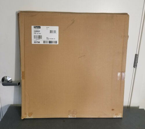 """Hoffman Uu6060sp Nvent Swing-out Panel 21"""" X 21"""", Steel, Nema 4 - New In Box"""