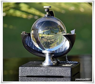 @ FUESS Sonnenscheinschreiber Sonnenscheinautograph Heliograph Campbell Stokes@