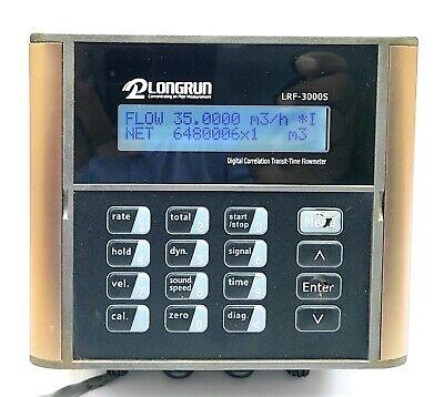 Longrun Lrf-3000s Ultrasonic Flow Meters