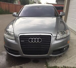 2010 Audi A6 S-Line AWD Fully Loaded Supercharged 3.0L