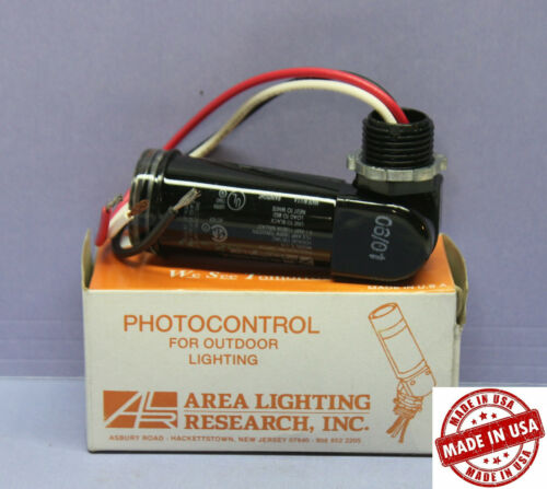 ✅ AREA LIGHTING RESEARCH TL-115 Photocontrol Switch - Outdoor Lighting Dawn-Dusk
