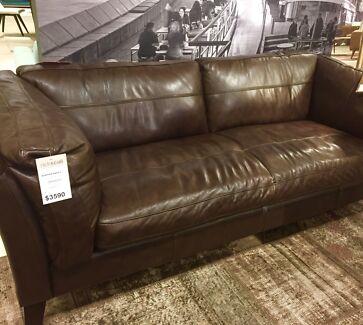 Current Nick Scali sofa, at 1/3 retail price!