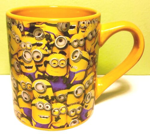 Despicable Me Coffee Cup Universal Studios