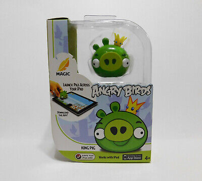 NEW Angry Birds King Pig Magic (App tivity) action figure for i Pad apptivity ()