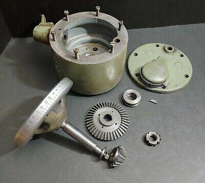 Brown Sharpe No 13 Tool Cutter Grinder Elevating Assembly Parts Handwheel