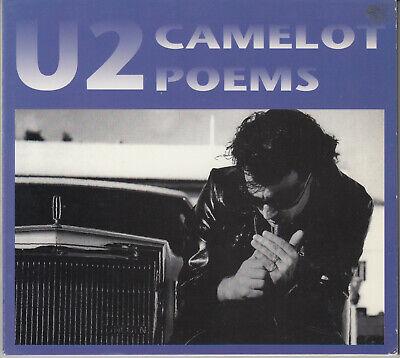 U2 - Camelot Poems - ZOO TV - Live - Digipak - CD Album - RARE comprar usado  Enviando para Brazil