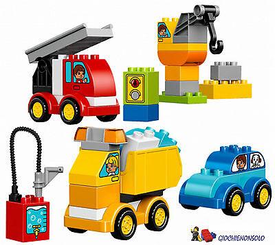 LEGO DUPLO 10816-MIEI PRIMI VEICOLI