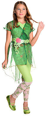 DC Superhero Girls - Poison Ivy Deluxe Child Costume