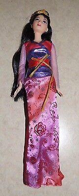 1999 Mattel Barbie Doll Disney Princess MULAN