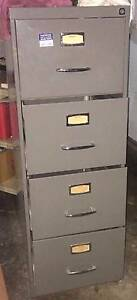 2 x 4-drawer filing cabinets Northbridge Willoughby Area Preview