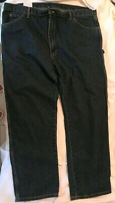 NWT DICKIES Carpenter Jean-Mens Relaxed fit-Siz 44 X 32 Fit Carpenter Jean
