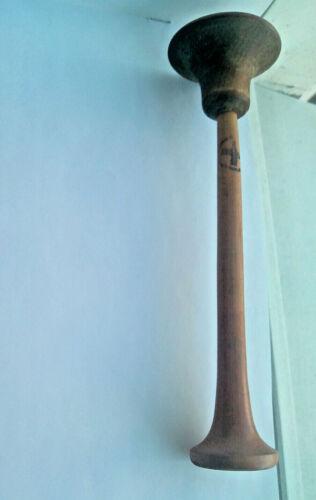 Vintage WOODEN STETHOSCOPE ,Doctor Gift, Medical Monaural Doctor Tool Instrument