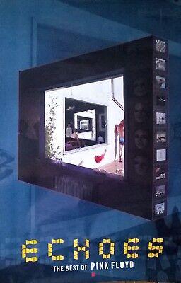 Pink Floyd ' Echoes ' Original Promo Poster 76cm x 51cm