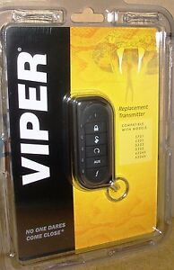 VIPER 5701 REMOTE 2WAY ALARM TRANSMITTER REMOTE NEW 7251V 7254V