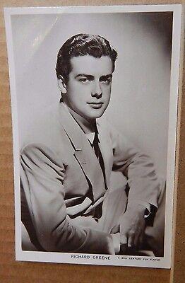picturegoer  Film Star postcard 1317a Richard Greene unposted  .