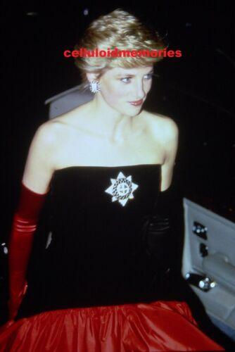 Original 35mm Slide Vintage Princess Diana Lady Spencer # 143