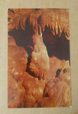 Printed Postcard - Oregon Caves National Monument - Neptune's -