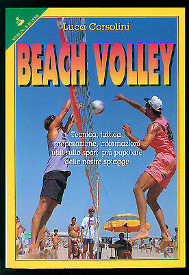 CORSOLINI LUCA BEACH VOLLEY SPERLING & KUPFER 1994 SPORTIVA 149 I° EDIZ.