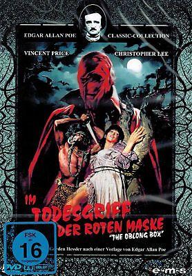 DVD NEU/OVP - Im Todesgriff der Roten Maske - Tod Der Roten Maske