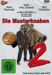 DVD NEU/OVP - Die Musterknaben 2 - Sophie von Kessel & Jürgen Tarrach