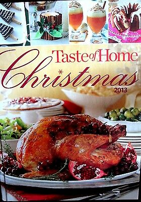 Taste Of Home Christmas New Hardcover Cookbook Delicious Recipes And Crafts
